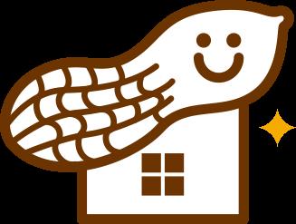 株式会社ピーナッツのロゴ